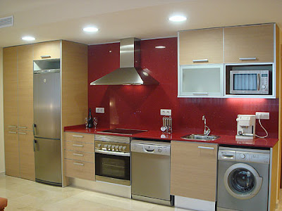 Various Shapes For Renovated Kitchen Interior Design - Luxury Home ...
