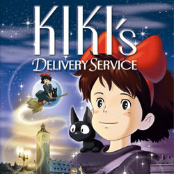 Worst To Best: Studio Ghibli: 14. Kiki's Delivery Service