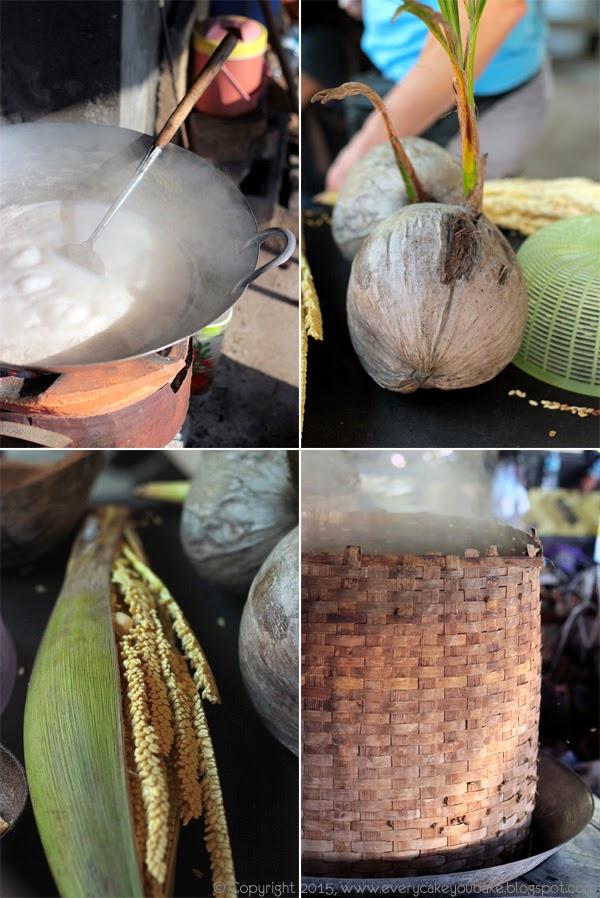 cukier kokosowy z kwiatu palmy kokosowej