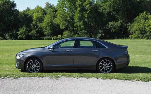 2017 Lincoln Continental 3.0T AWD Review