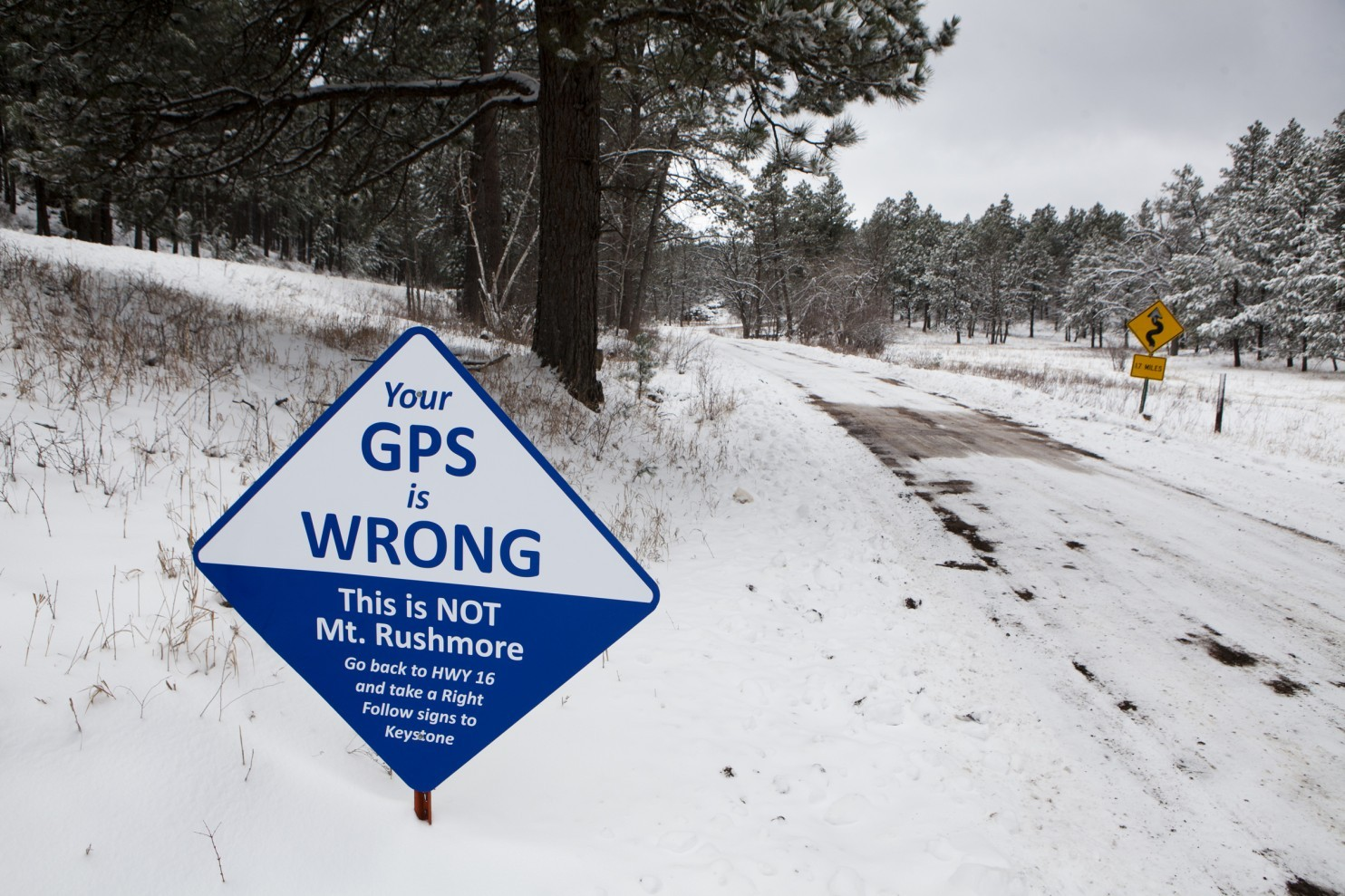 The Rural Blog: Beware of GPS and Google Maps; you might end up at ...