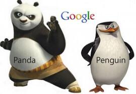 Google-penguin-panda-update-algorithm