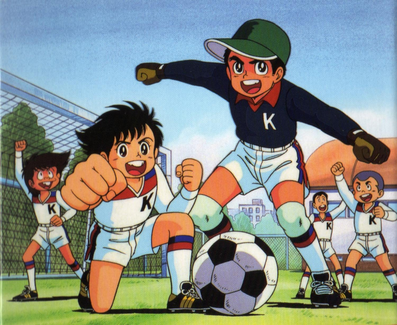 Die Kickers Serie