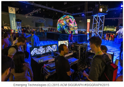 What went on at SIGGRAPH 2015?