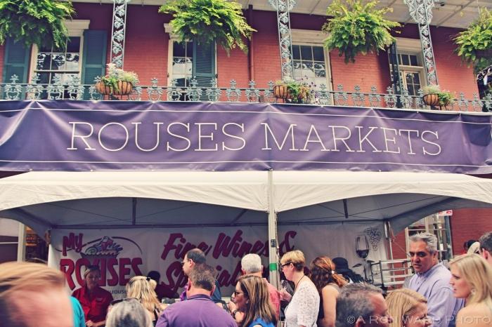 Rouses Market 2016 Royal Street Stroll