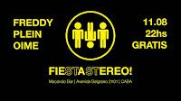 Fiesta Estereo! 2017