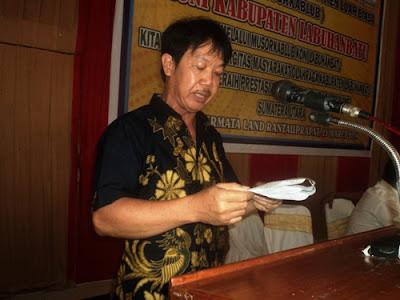 Fery Wijaya Ditetapkan Menjadi Ketua Koni L Batu