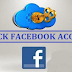 Unlock Facebook Account Temporarily Locked