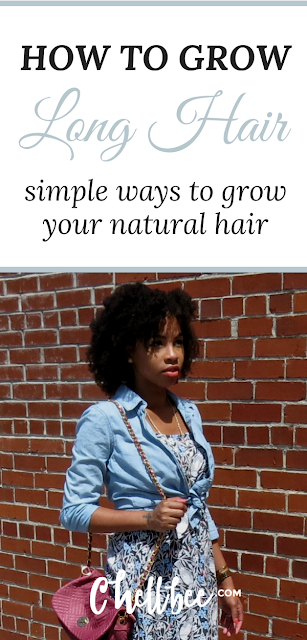 Learn how to grow long natural hair with these simple tips. Ways to Accelerate Hair Growth for Natural Hair, How to Increase Hair Growth Natural Hair, How to grow long relaxed hair, how to grow long natural hair