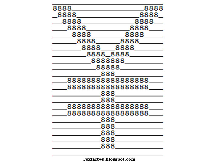 Ascii Art Symbols - Clipart Library \u2022 - cool copy and paste art