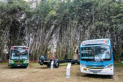 IVECO BUS Experience leva soluções e novidades ao Peru e ao Paragua