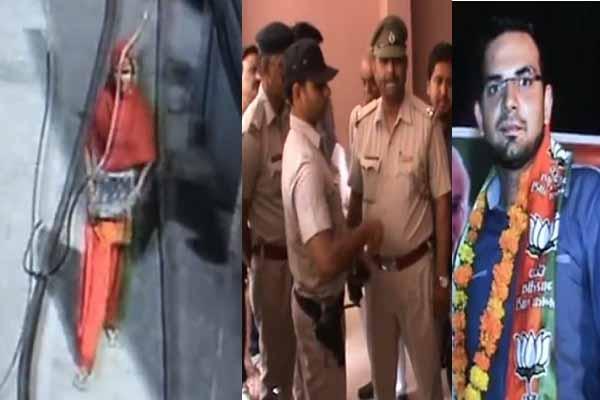 रोहतक में भाजपा नेता के घर से 50 लाख लूट ले गए चोर, मचा हडकंप
