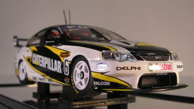Capital Diecast Garage Classic Carlectable V8 Supercars