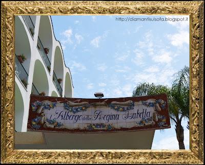 Hotel della Regina Isabella - esterni