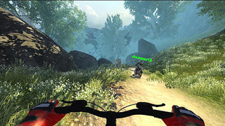 MTB Downhill Multiplayer Mod Apk Unlocked all item