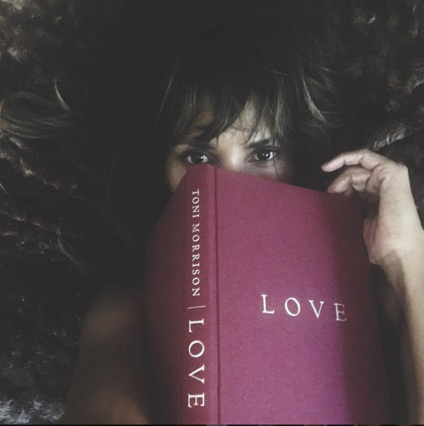 Halle Berry's New Project: #HBbooksfrombed Is For Reading In Bed Lovers