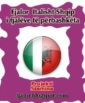 Fjalor italisht shqip - Fjalet e perbashketa