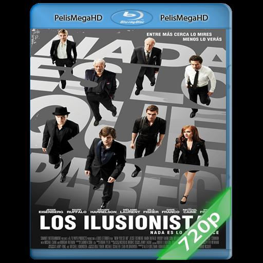 LOS ILUSIONISTAS: NADA ES LO QUE PARECE [EXTENDED] (2013) 720P HD MKV ESPAÑOL LATINO