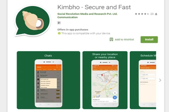 Patanjali Announces Launch Of New Look WhatsApp Rival 'Kimbho App'