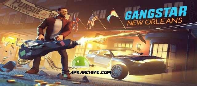 Gangstar New Orleans APK indir Android Oyun