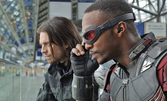 مسلسل The Falcon and the Winter Soldier