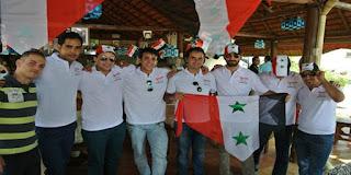 Syrier im Ausland