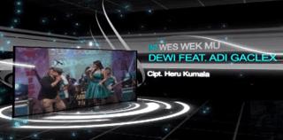Lirik Lagu Iki Wes Wekmu - Dewi ft Adi Gaclex