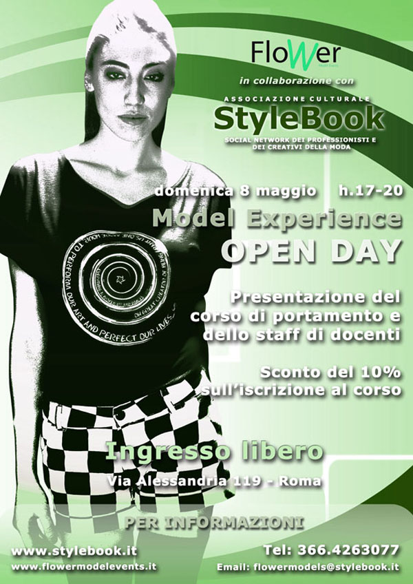 stylebook open day