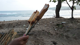 sate ikan pantai tambakrejo blitar