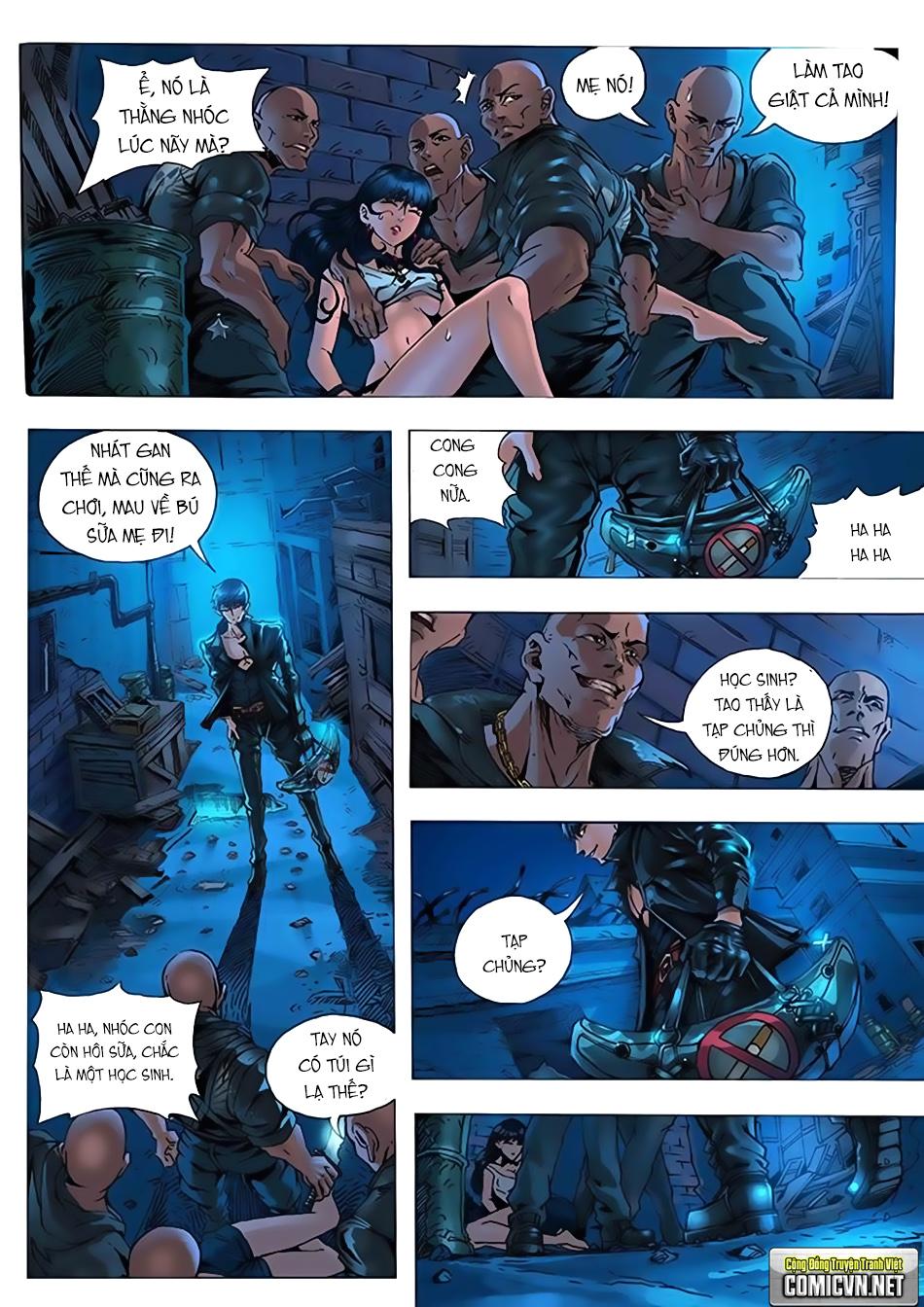 Đường Dần Tại Dị Giới Chap 1 - Trang 14