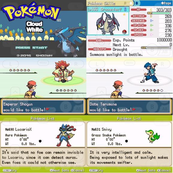 ROM hacks - Bulbapedia, the community-driven Pokémon ...