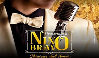 Homenaje a NINO BRAVO en Bogotá