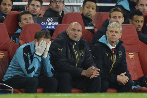 O que o Arsenal deseja na Champions League?
