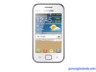 Cara Flashing Samsung Galaxy Ace Duos GT-S6802