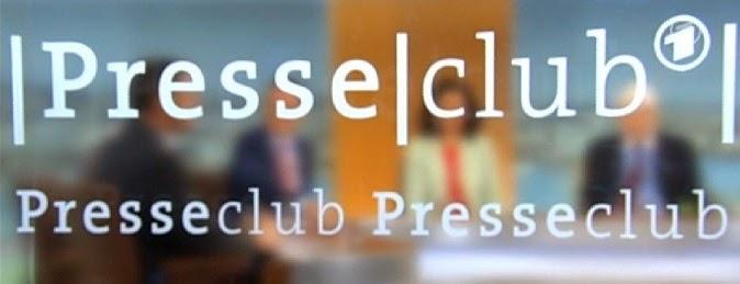 Ard Presseclub Gästebuch