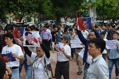 afp-protest-in-hanoi