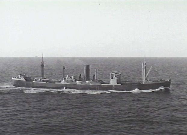 23 March 1941 worldwartwo.filminspector.com SS Perthshire