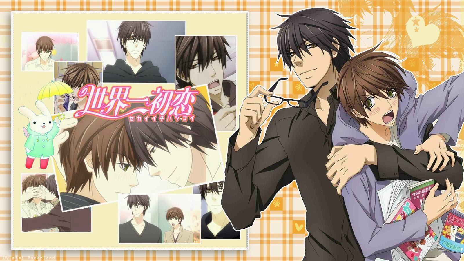descargar JunJou Romantica 3 Descargar [12/12]+ ovas Mega ...