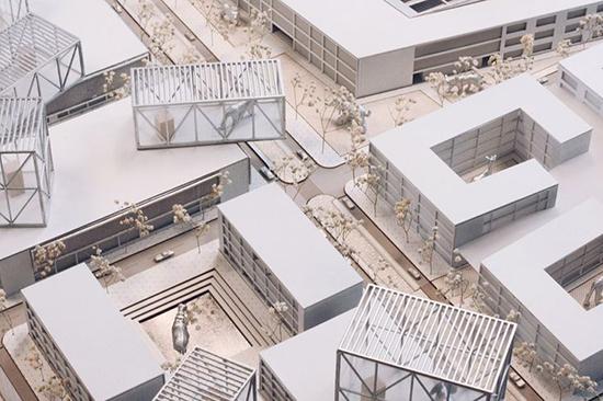3d printing maket model arsitektur