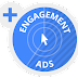 How to increase ad user ads engagement on website?