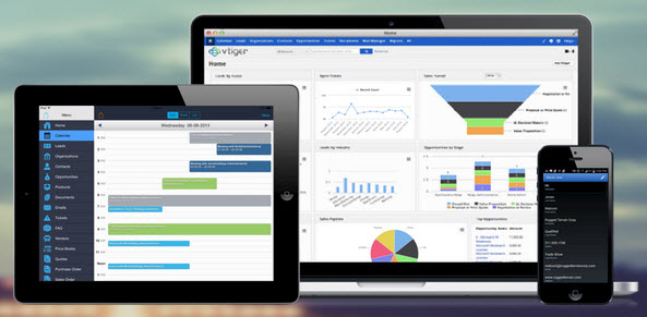 CRM Software gestión de clientes