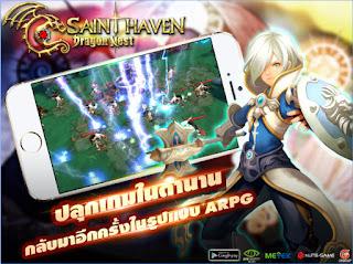 Dragon Nest - Saint Haven APK Mod v1.0 Full Update Terbaru