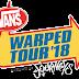 2018 será o útimo ano de Warped Tour