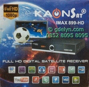 Kaonsat IMAX 899 HD PVR 3G,jual receiver,receiver parabola