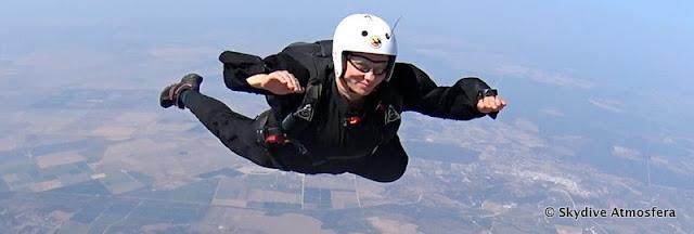 licencja skoczka spadochronowego