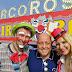 Ghislandi ospite al Circo Rossi per il Festival Internazionale delle mongolfiere