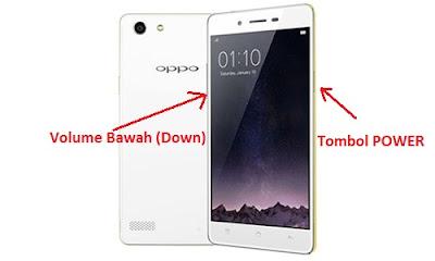 Cara Screenshot Oppo Mirror 5 Lite Tanpa Aplikasi Images