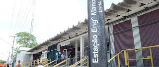 No último sábado dia 30/06 por volta das oito da noite, um maquinista da CPTM foi assaltado na estação Engenheiro Manoel Feio da Linha 12-Safira da CPTM, logo após estacionar o trem no pátio.    Segundo informações obtidas pelo Diário da CPTM, dois homens armados renderam o funcionário que estava sozinho, o agredindo e levando no roubo pertences pessoais, além de uma mochila da companhia, os EPIs (equipamentos de segurança) usados pelo empregado.