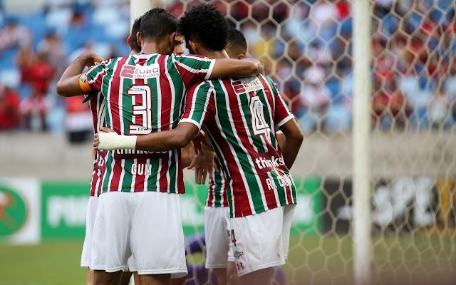 É o Fluminense mesmo?
