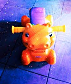 Hippo Bolide Playskool